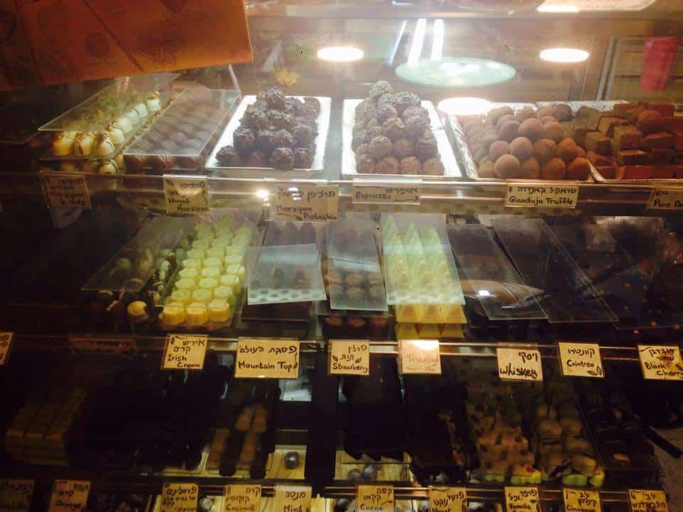 חנות השוקולד 2