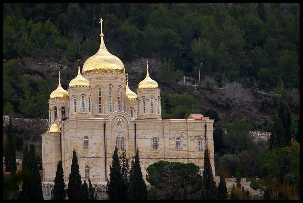 כנסיה מתחם גורני