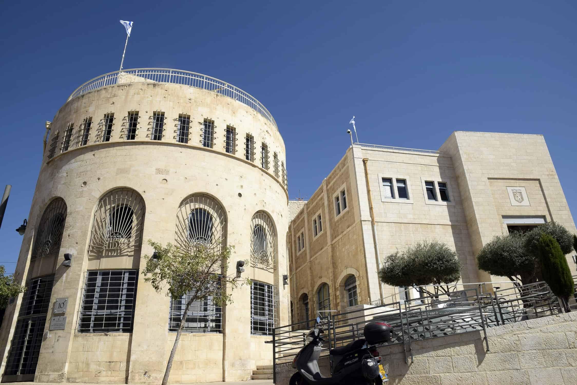 שאנז אליזה של ירושלים, רחוב יפו, צילום ערן גל אור